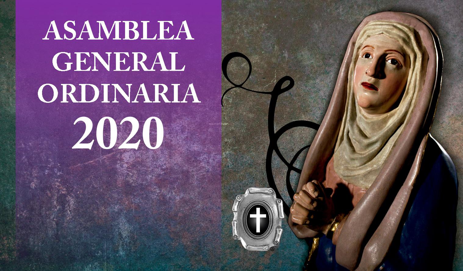 Informe Asamblea General Ordinaria 2020
